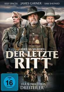 Der letzte Ritt, 2 DVDs