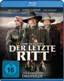 Der letzte Ritt (Blu-ray), Blu-ray Disc
