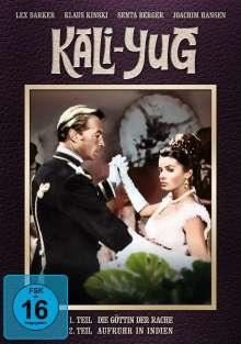 Kali Yug (Die Göttin der Rache / Aufruhr in Indien), DVD