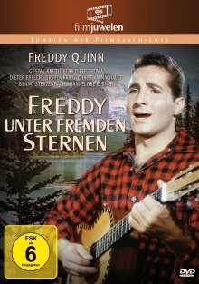 Freddy unter fremden Sternen, DVD