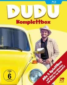 Dudu (Komplettbox) (Blu-ray), 2 Blu-ray Discs