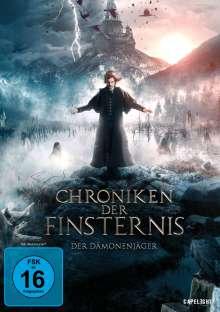 Chroniken der Finsternis: Der Dämonenjäger, DVD