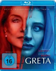 Greta (2018) (Blu-ray), Blu-ray Disc