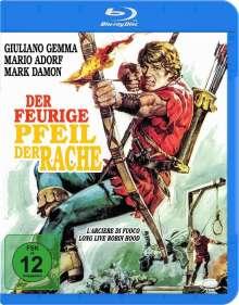 Der feurige Pfeil der Rache (Blu-ray), 1 Blu-ray Disc und 1 DVD