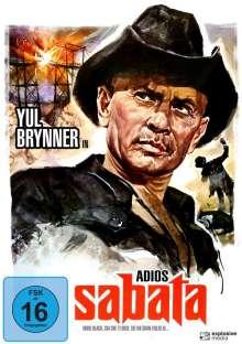 Adiós Sabata, DVD