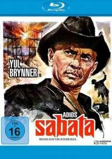 Adiós Sabata (Blu-ray), Blu-ray Disc