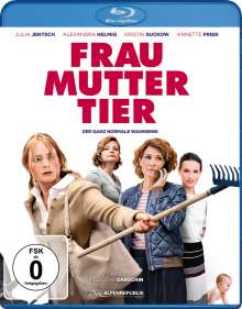 Frau Mutter Tier (Blu-ray), Blu-ray Disc