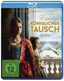 Ein königlicher Tausch (Blu-ray), Blu-ray Disc