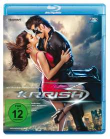 Krrish 3 (Blu-ray), Blu-ray Disc