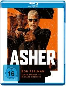 Asher (Blu-ray), Blu-ray Disc