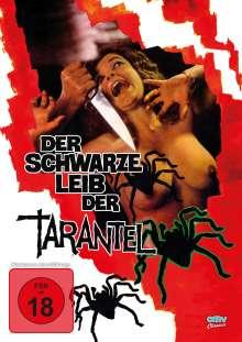 Der schwarze Leib der Tarantel, DVD
