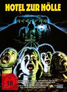 Hotel zur Hölle (Blu-ray & DVD im Mediabook), 1 Blu-ray Disc und 1 DVD
