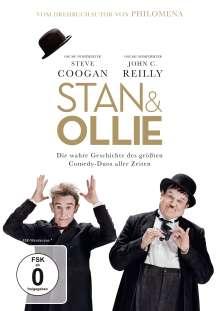 Stan & Ollie, DVD