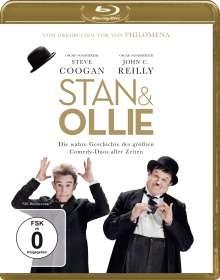 Stan & Ollie (Blu-ray), Blu-ray Disc