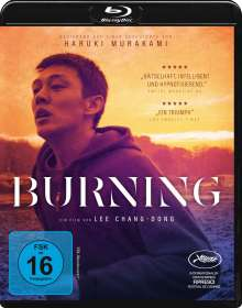 Burning (Blu-ray), Blu-ray Disc