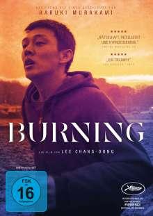 Burning, DVD