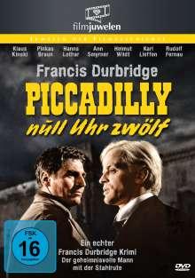 Piccadilly null Uhr zwölf, DVD