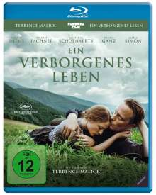 Ein verborgenes Leben (2019) (Blu-ray), Blu-ray Disc