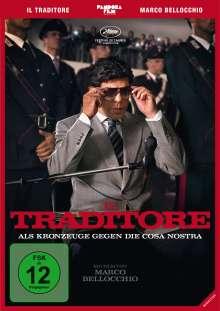 Il Traditore, DVD