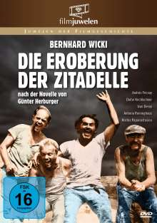 Die Eroberung der Zitadelle, DVD