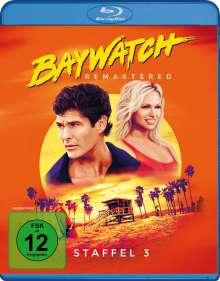 Baywatch Staffel 3 (Blu-ray), 4 Blu-ray Discs