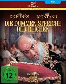 Die dummen Streiche der Reichen (Blu-ray), Blu-ray Disc
