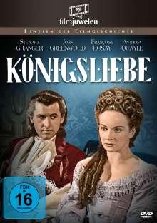 Königsliebe, DVD