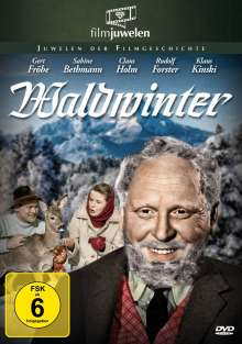 Waldwinter, DVD