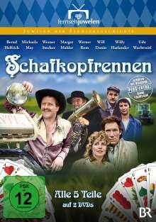 Schafkopfrennen, 2 DVDs