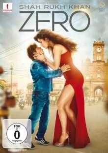 Zero (2018), DVD