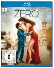 Zero (2018) (Blu-ray), Blu-ray Disc