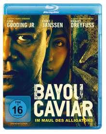 Bayou Caviar (Blu-ray), Blu-ray Disc
