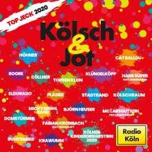 Kölsch & Jot-Top Jeck 2020, CD