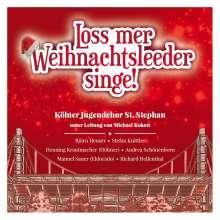 Loss mer Weihnachtsleeder singe, 2 CDs