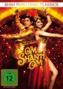 Om Shanti Om, DVD