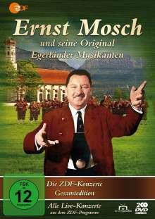Ernst Mosch - Die ZDF-Konzerte (Gesamtedition), 2 DVDs