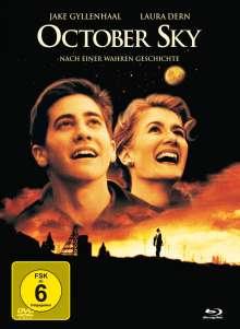 October Sky (Blu-ray & DVD im Mediabook), Blu-ray Disc