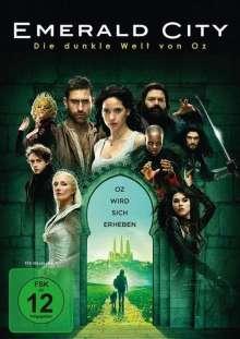 Emerald City - Die dunkle Welt von Oz (Komplette Serie), 4 DVDs