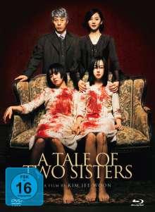 A Tale Of Two Sisters (Blu-ray & DVD im Mediabook), 2 Blu-ray Discs