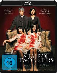 A Tale Of Two Sisters (Blu-ray), Blu-ray Disc
