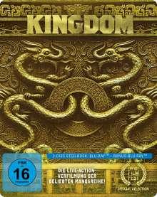 Kingdom (Blu-ray & DVD im Steelbook), 1 Blu-ray Disc und 1 DVD