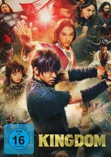 Kingdom, DVD