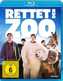 Rettet den Zoo (Blu-ray), Blu-ray Disc