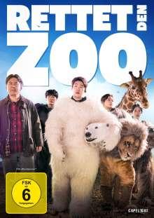 Rettet den Zoo, DVD