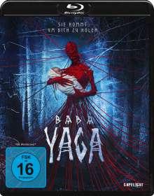 Baba Yaga (2020) (Blu-ray), Blu-ray Disc