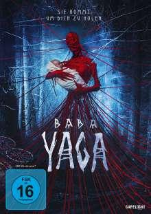 Baba Yaga (2020), DVD
