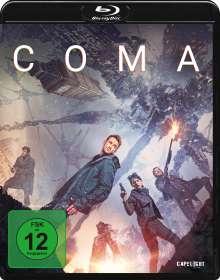 Coma (Blu-ray), Blu-ray Disc