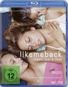 Likemeback - Lügen, Lust & Likes (Blu-ray), Blu-ray Disc
