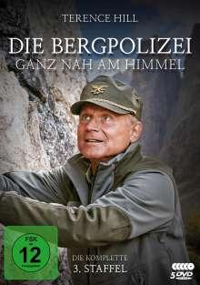 Die Bergpolizei - Ganz nah am Himmel Staffel 3, 4 DVDs