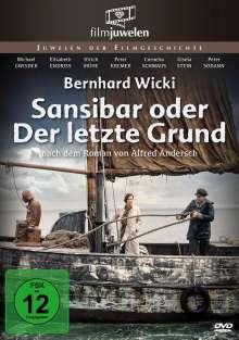 Sansibar oder Der letzte Grund, DVD